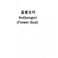 꽃봉오리-Kotbongori (Flower Bud)