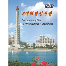 DVD 3 Revolution Exhibition - 3대혁명전시관