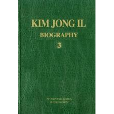 Kim Jong Il Biography Vol 3