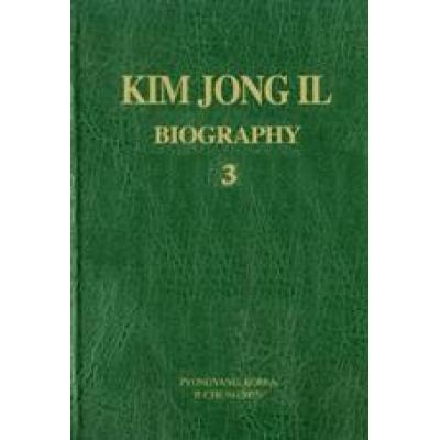 Kim Jong Il Biography Vol 3