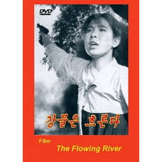 DVD The Flowing River - 강물은 흐른다