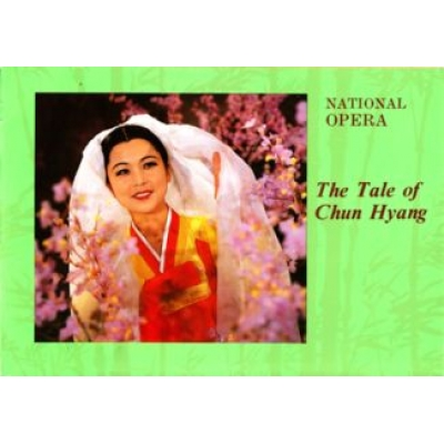 The Tale of Chun Hyang National Opera