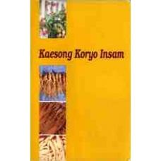 Kaesong Koryo Insam