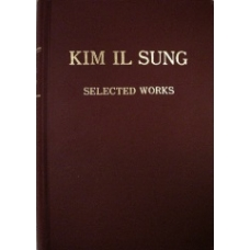 Kim Il Sung Selected Works Vol 3
